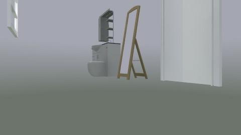 badkamer - Rustic - Bathroom  - by maarten273