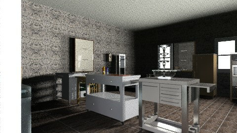 Sample 4 - Eclectic - Kitchen  - by aizacordoza