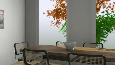 f. pinto2 - Modern - Dining room - by MoiraManning