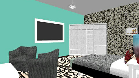Perforance final project - Glamour - Bedroom - by matthew and kristen 4ever