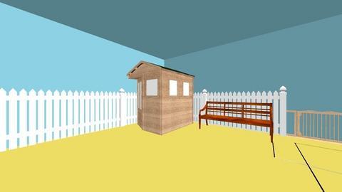 Ivy Lopresti 3Dplayground - Living room  - by ivy22222
