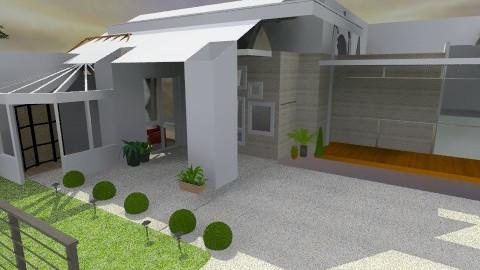 Australia - Modern - Garden  - by Interiors by Elaine