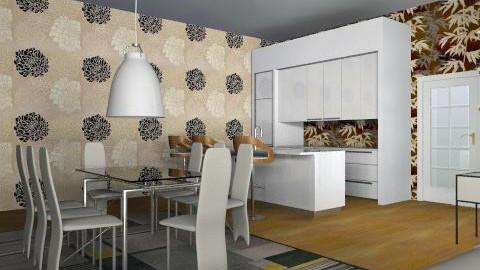alby attic 5 - Vintage - Living room  - by gloria marietti
