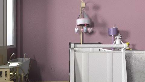Bebek odası6 - Classic - Kids room  - by pelin1286