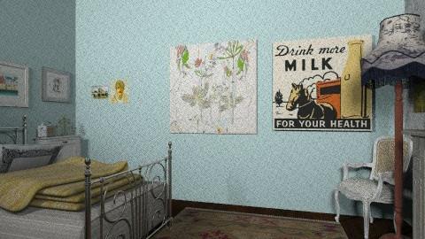 Bedroom - Eclectic - Bathroom  - by shadene_lewis