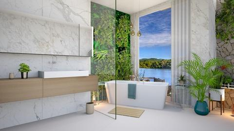 Urban bathroom - Bathroom - by euodia