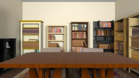 Library - Country - by _charleyfarley