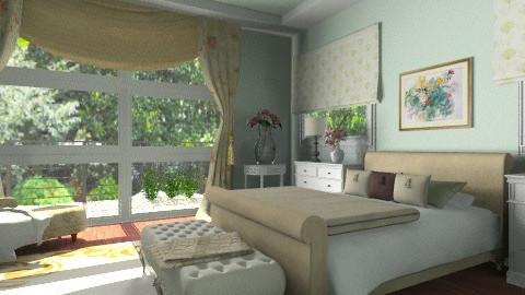 mint classic - Classic - Bedroom  - by KittiFarkas