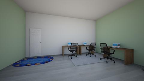 School rec room - by mcguigane321