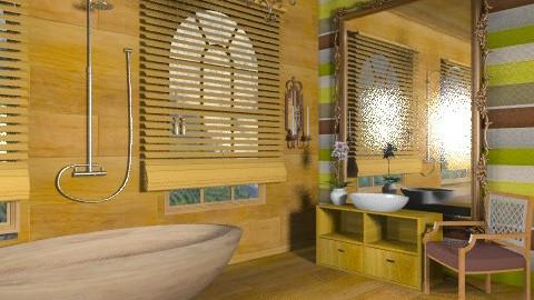 ranch 2 - Classic - Bathroom  - by Cejovic Andrijana