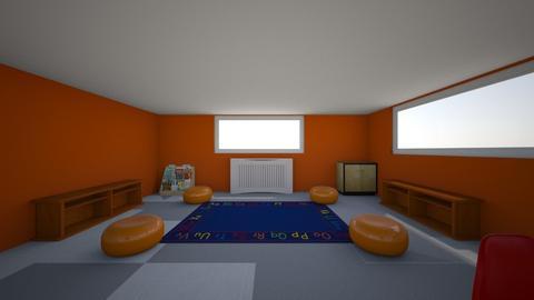 Childrens Worship - Kids room  - by belfield_k