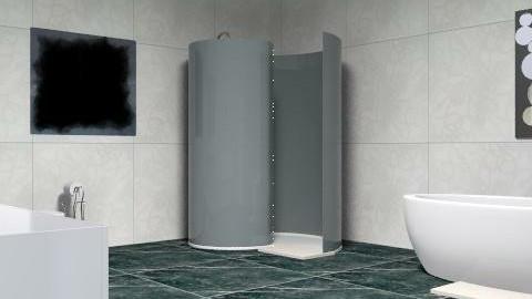 Bathroomn - Minimal - Bathroom  - by elb2010