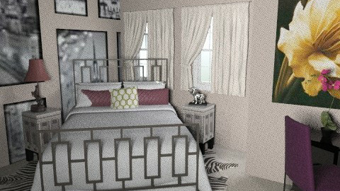 My Room 3 - Bedroom - by emmawatson235