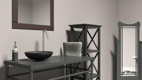 heidi - Country - Bathroom  - by Heidi Duncan