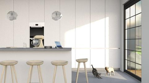 Fresh kitchen - Minimal - Kitchen  - by l i a
