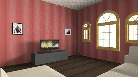 beautiful living room - Glamour - Living room  - by malhotra_nisha