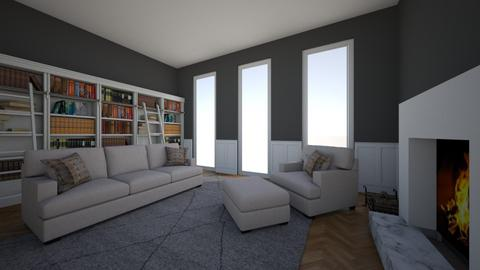 WHAMBAM - Living room  - by Amairany Peralta