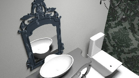 cloackroom - Classic - Bathroom  - by smblondon
