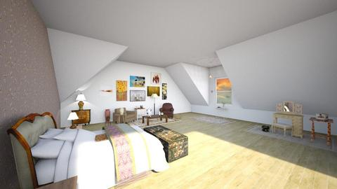 honest - Bedroom - by maddieameek