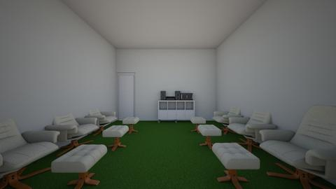 Quantum Field - Living room  - by fluked