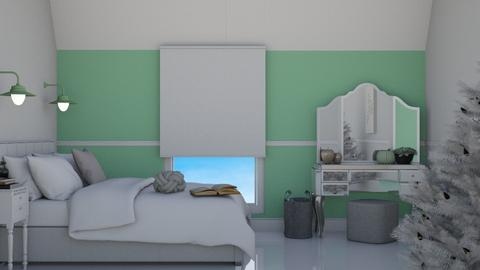 Pastels - Bedroom  - by KittyKat28