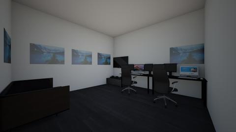 Patrick - Office  - by Boskangoeroe