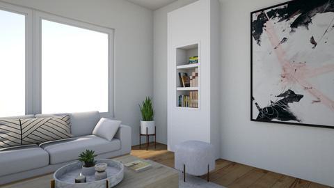 Jolie 3 - Eclectic - Living room - by Jacqueline De la Guia