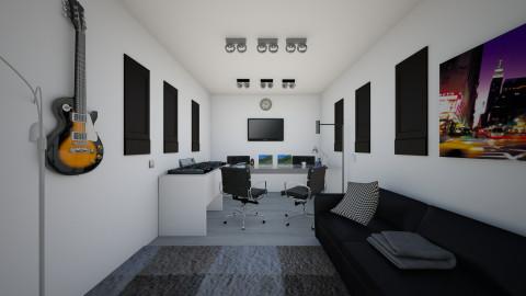 Studio 2 - Minimal - Office  - by mattiadevods
