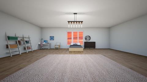 Actually a bedroom - Bedroom - by designgirl22