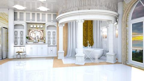 Luxurious Bathroom - Bathroom  - by Feeny
