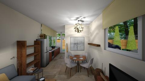 haszienda - Classic - Living room - by molnaristvan