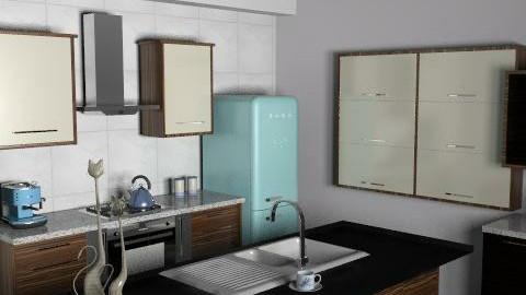 Fat Cat - Modern - Kitchen - by hunny