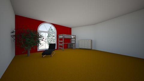 test - Bedroom  - by iraikaseptina