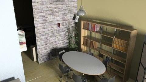 sala de maestros - Classic - Office  - by jkangelical