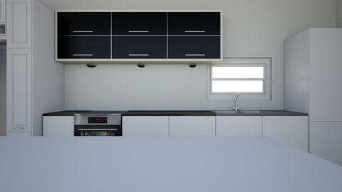 JuanP Kitchen - Minimal - Kitchen  - by jupegy