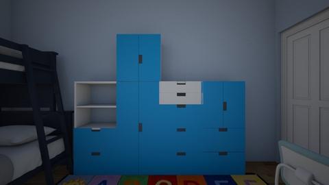 DECIJA SOBA - Kids room  - by nikola marinkovic1