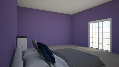 Girl Teen Bedroom - Bedroom - by BakerSweet