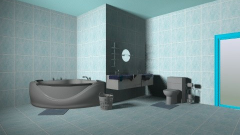 bathroom - Classic - Bathroom  - by dnevna soba