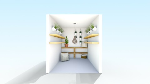 NSS Booth - Rustic - Office  - by margeauxcotton