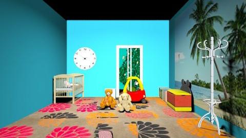 baby boy - Modern - Kids room  - by sherbetlollipop