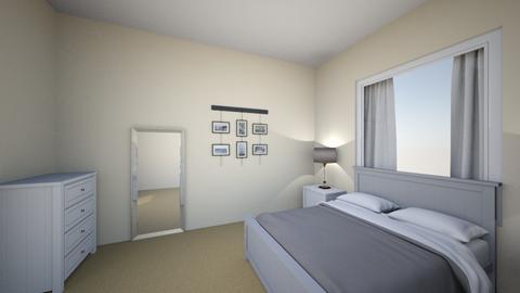 final  - Bedroom  - by erinfehlen