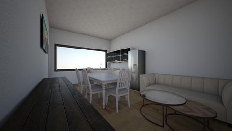 апартамент 2 - Living room - by galleto_dimitrova