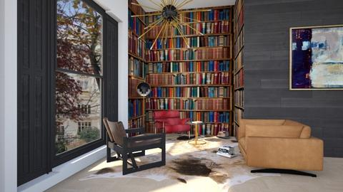 reading nook - Modern - by kitty