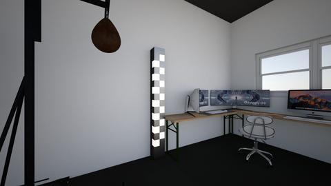 Rich boy room - Modern - Bedroom  - by julenserrano