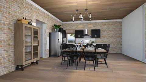 kitchen  - by argeideas