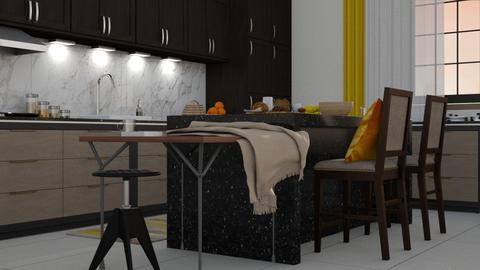 Golden Days - Rustic - Kitchen  - by millerfam