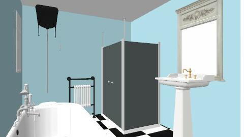 Phil Robinson - Classic - Bathroom  - by philrobinson