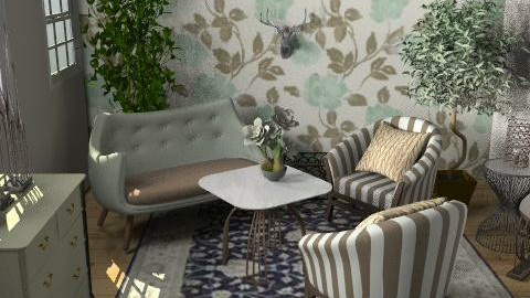 nature - Eclectic - Living room  - by mogly
