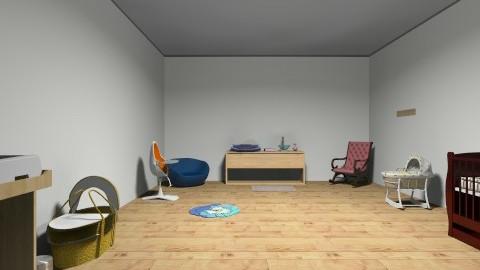 Hannahs nursery - Glamour - Kids room - by hannah1122