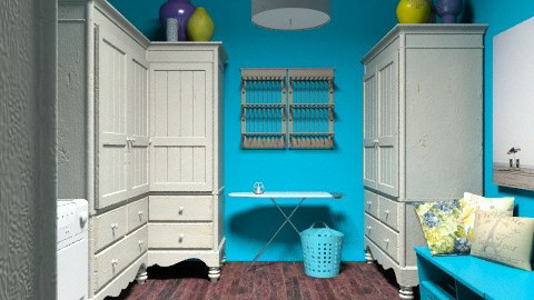 The Laundry Room - Classic - by vanessa_designs